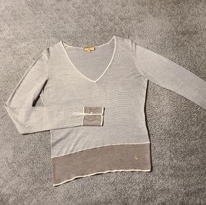 FAY silk blend sweater
